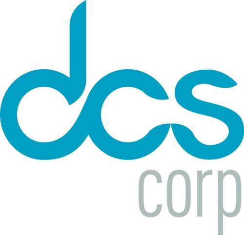 DCS Corporation logo
